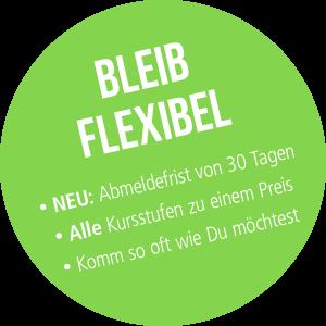 Bleib Flexibel Stoerer